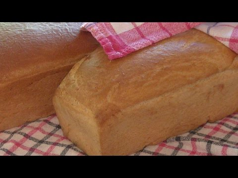 White Sandwich Bread How To Recipe Video littleGasthaus