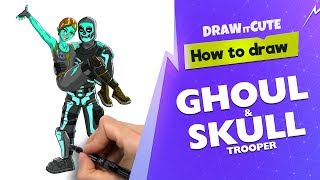 how to draw a skull step by step for beginners-how to draw a skull