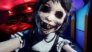 PERSEGUIDO POR UNA NIÑA POSEIDA | DARK DECEPTION (ELEMENTARY EVIL COMPLETO) Gameplay Español