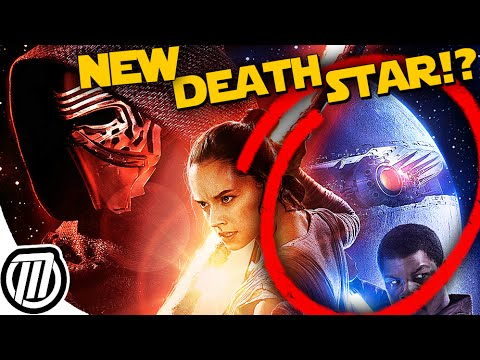 Star Wars The Force Awakens: New Death Star? Is Luke Kylo Ren? - Poster Theories Explained