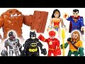 Sand Monster Insects Are Appeared DC Justice League Batman Superman Go DuDuPopTOY