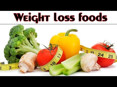 Weight loss foods lose weight in a week