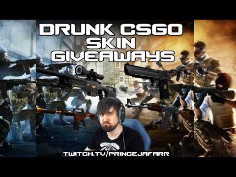 (CLOSED) CS:GO Skin Giveaway Livestream - Twitch.tv/princejafarr