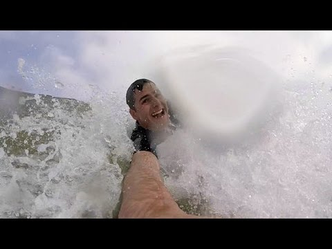 How to Make a Handplane (Bodysurfing)