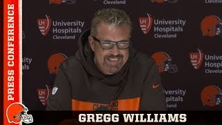 Gregg Williams: Joe Schobert is the leader of the defense | Cleveland Browns