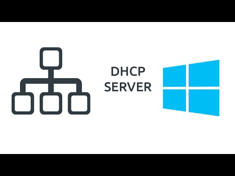 How to setup a DHCP Server on Windows