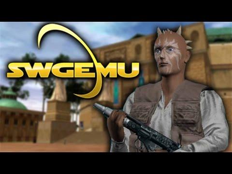 Star Wars Galaxies Gameplay - Beautiful Nostalgia (SWGEmu Basilisk - Scout & Carbine Progression)