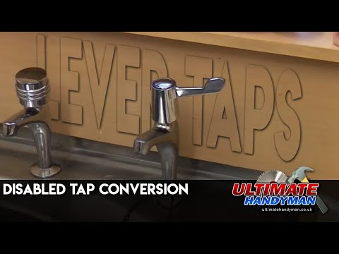 Lever taps | Disabled tap conversion