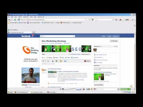 How To Make A Facebook Post With Your Business Profile