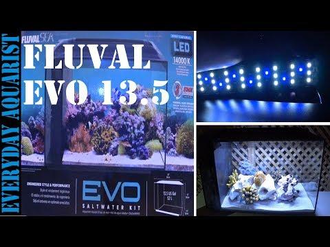 Fluval Evo 13.5 Review & Unboxing UK