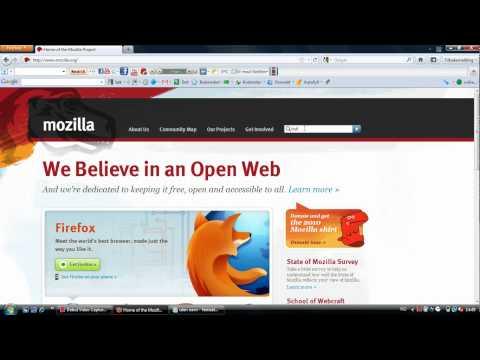 Windows vista tips and tweaks - faster internet browser