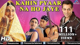 Kahin Pyaar Na Ho Jaye | Hindi Full Movies | Salman Khan Full Movies | Latest Bollywood Full Movies