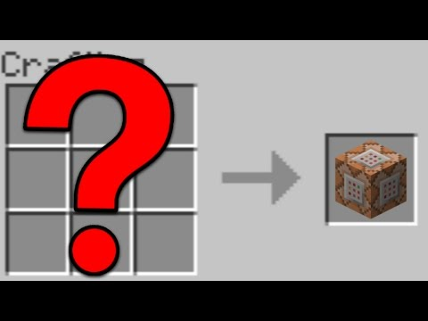 How To Get Command Blocks in Minecraft Pocket Edition (1.0.5+)