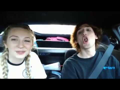 Streaming with Kailey in car in a bit will be telling stories [DELETED VOD: May 8, 2018] Part 1