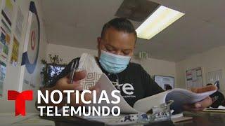 Aumenta la cifra de solicitudes de desempleo en EE.UU. | Noticias Telemundo
