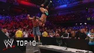 Last to Stand - WWE Top 10