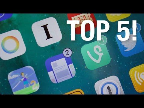 Top 5 Homescreen Tweaks for iOS 8!