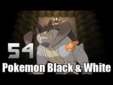 Pokémon Black & White - Episode 54-3 [Terrakion Battle]
