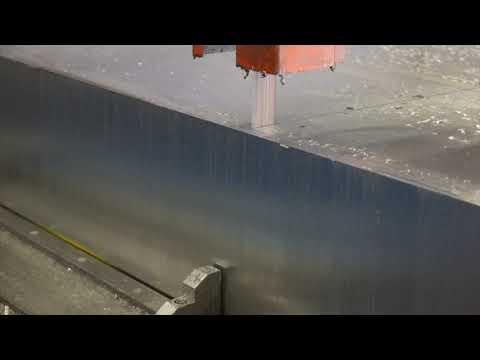 HIGH SPEED CUTTING Aluminum 11