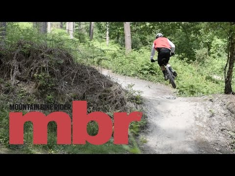 How to jump doubles and tabletops on a mountain bike | MBR