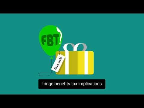 Lifestyle asset fringe benefits (short version)