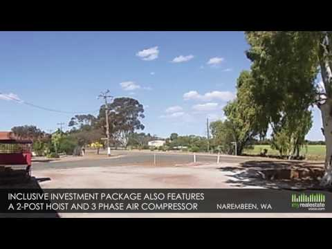 Established Freehold Panel Beating Business for Sale - Narembeen, WA