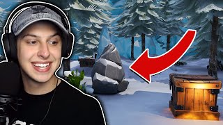 Can I Escape?! (FORTNITE CHALLENGE) *Creative Mode*