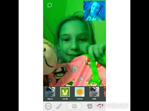 Oovoo with Pink-a-dot