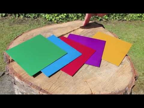 Anodised Aluminium Sheets for Jewellery making Demo & Review in HD