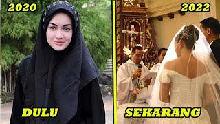 18 Artis Indonesia Pindah Agama Terbaru 2021