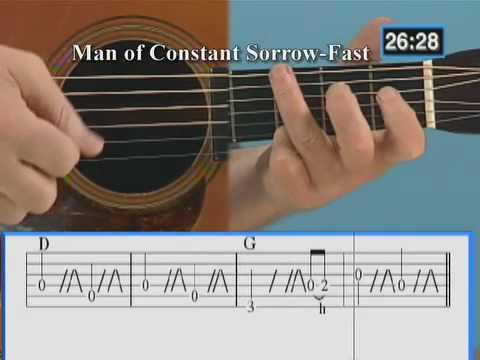 Intermediate Acoustic Guitar Lesson DVD Video