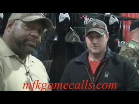 2015 Ohio Deer and Turkey MFK Calls