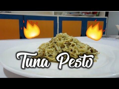 How to cook Tuna Pesto ~
