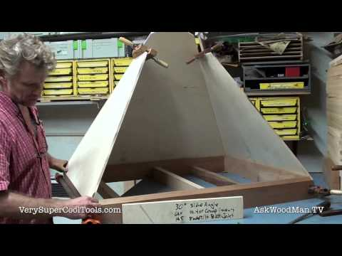 790. Compound Angles For Trapezoids • Table Saw Work Station Series