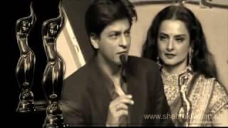 Shah Rukh Khan Filmfare Awards 1992 - 2009