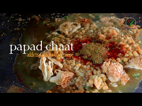 Chana Chaat Recipe | FAMOUS Chaat Masala at KRISHNAKANTH PARK in HYDERABAD | Street Food
