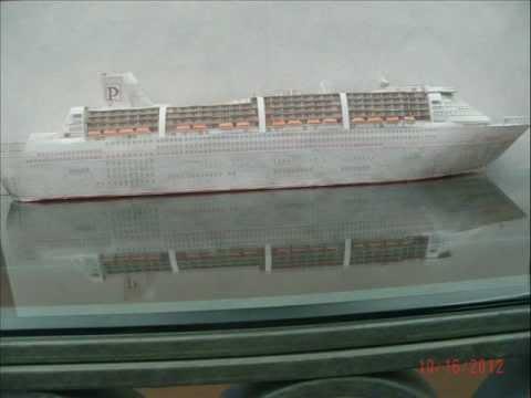 Poseidon Ship Model Movie