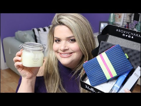 January 2018 Beauty Favorites / January Ipsy Glam Bag and BoxyCharm