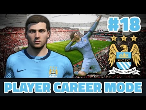 PLAYER CAREER MODE #18 - CHAMPIONS LEAGUE DEBUT! - Fifa 15