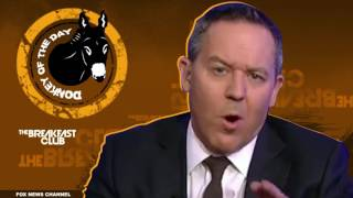Fox News' Greg Gutfeld Says Female Co-Host's Dress Is Causing America To Have An Erection