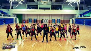 Download Koolale by Pedro Camacho - Zumba(r) Choreography by Busan, Korea Team Video