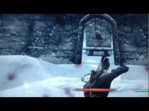 Restoration to 100 in  Skyrim...Fastest way GUARANTIED