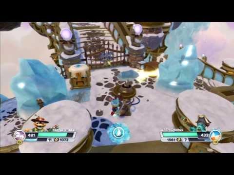 Let's Play Skylanders Swap Force [Blind] #23 The Illuminator!