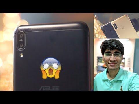 Google Camera on Asus Zenfone Max Pro M1 - SHOCKING! (Redmi Note 5 Pro Comparison)