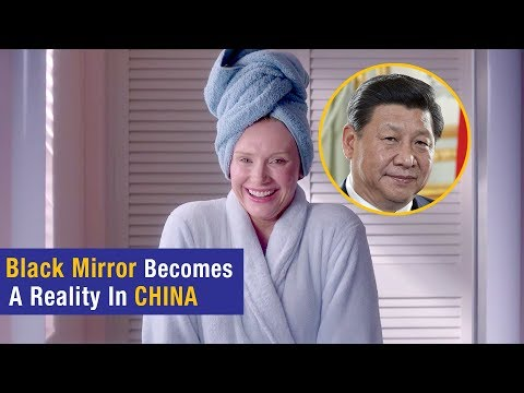 China is implementing Black Mirror like Rating System to its people