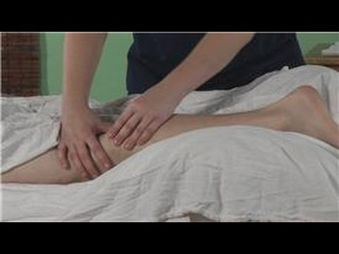 Massage Techniques : How to Massage a Pulled Muscle