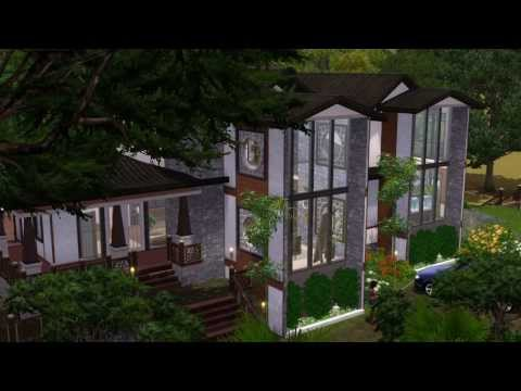 The Sims 3 House building - Asian dreams 67