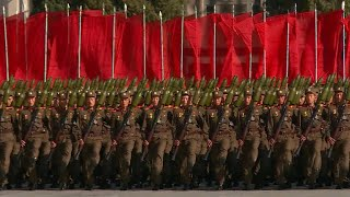 Tensions rise with North Korea