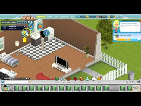 Smallworld how to get free money 2014
