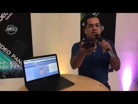 ADJ Compu Show Introduction